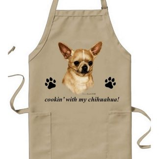 Chihuahua Apron - Cookin