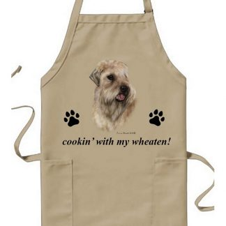 Soft Coated Wheaten Apron - Cookin