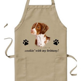 Brittany Apron - Cookin
