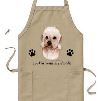 Dandie Dinmont Apron - Cookin