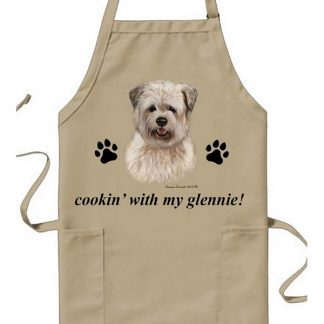 Glen of Imaal Apron - Cookin (Wheaten)