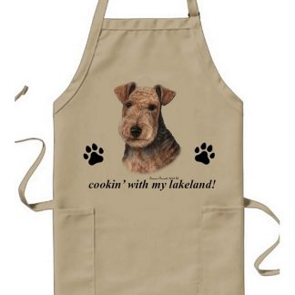 Lakeland Terrier Apron - Cookin