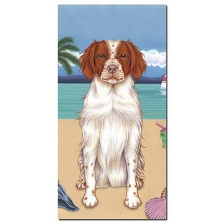 Brittany Beach Towel - Summer