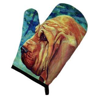 Bloodhound Oven Mitt
