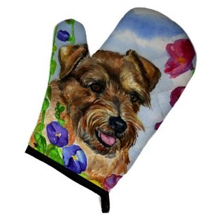 Norfolk Terrier Oven Mitt