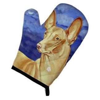 Pharaoh Hound Oven Mitt