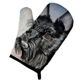 Scottish Terrier Oven Mitt