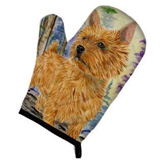 Norwich Terrier Oven Mitt