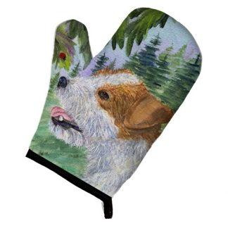 Jack Russell Terrier Oven Mitt