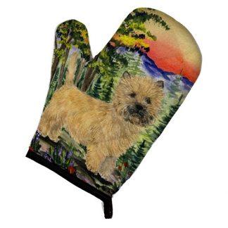 Cairn Terrier Oven Mitt