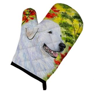 Great Pyrenees Oven Mitt