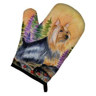 Silky Terrier Oven Mitt