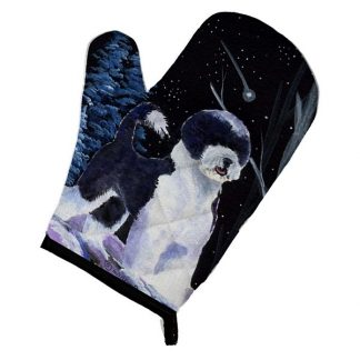 Portuguese Water Dog Oven Mitt