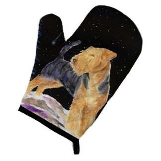 Welsh Terrier Oven Mitt
