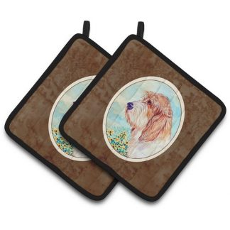 PBGV Pot Holders (Pair)