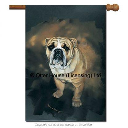 Bulldog Flag - Pickering (Large)