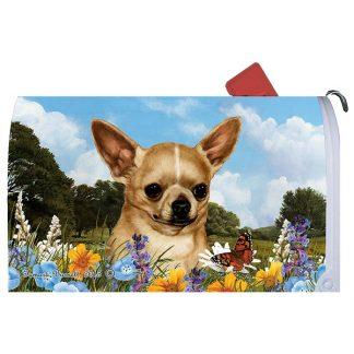 Chihuahua Mail Box Cover