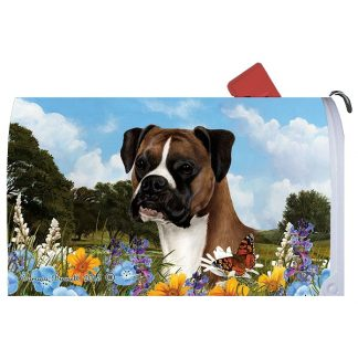 Boxer Mail Box Cover (Uncropped)