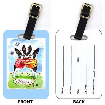 Boston Terrier Luggage Tags II (Set of 2)