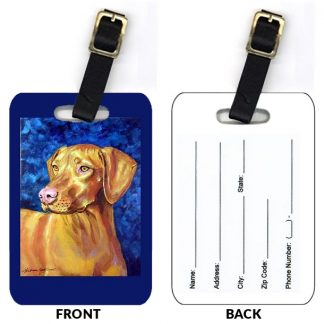 Vizsla Luggage Tags (Set of 2)