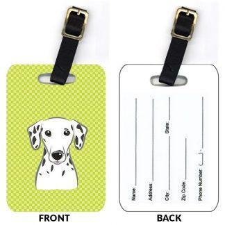Dalmatian Luggage Tags (Set of 2)