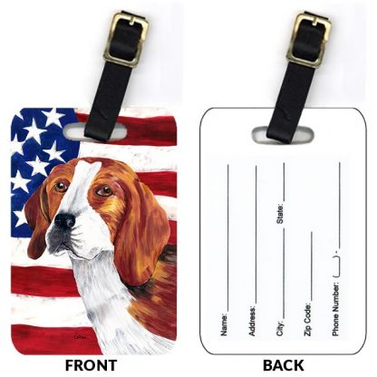 Beagle Luggage Tags II (Set of 2)