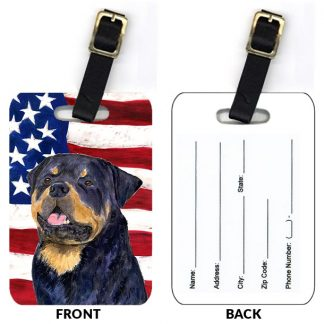 Rottweiler Luggage Tags II (Set of 2)