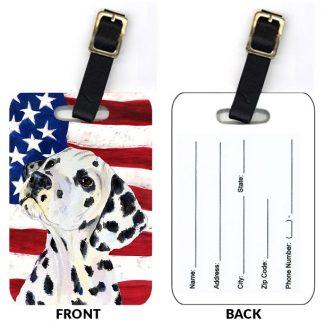 Dalmatian Luggage Tags II (Set of 2)