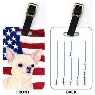 Chihuahua Luggage Tags (Set of 2)