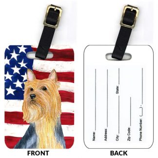 Silky Terrier Luggage Tags (Set of 2)