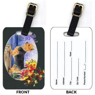 Australian Terrier Luggage Tags II (Set of 2)