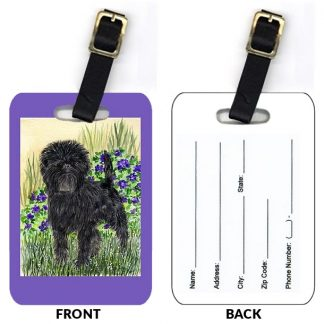 Affenpinscher Luggage Tags (Set of 2)