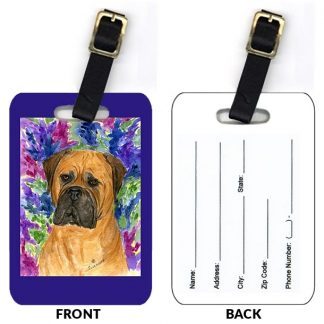 Bullmastiff Luggage Tags II (Set of 2)