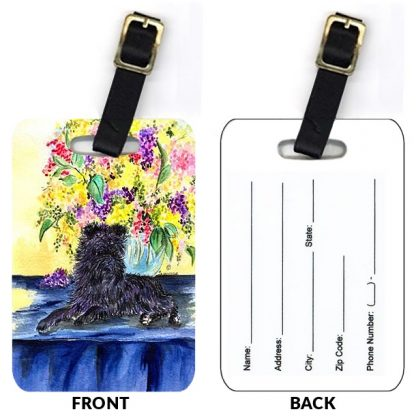 Affenpinscher Luggage Tags II (Set of 2)