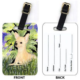 Chihuahua Luggage Tags II (Set of 2)