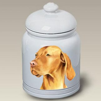 Vizsla Dog Treat Cookie Jar II