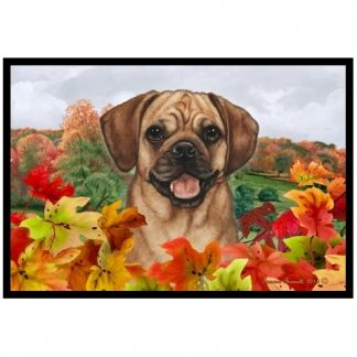 Puggle Mat - Autumn Leaves