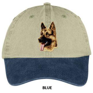 German Shepherd Hat - Embroidered