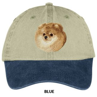Pomeranian Hat - Embroidered