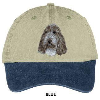 PBGV Hat - Embroidered