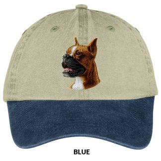 Boxer Hat - Embroidered