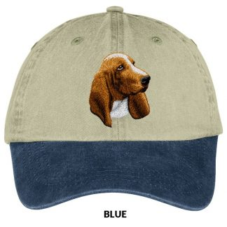 Basset Hound Hat - Embroidered