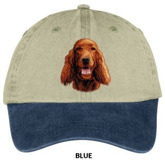 Irish Setter Hat - Embroidered