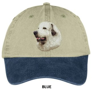 Great Pyrenees Hat - Embroidered