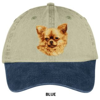 Chihuahua Hat - Embroidered (Longhair)