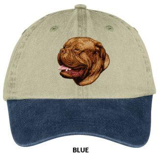 Dogue de Bordeaux Hat - Embroidered