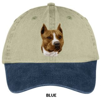 Staffordshire Terrier Hat - Embroidered