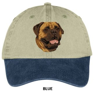 Bullmastiff Hat - Embroidered