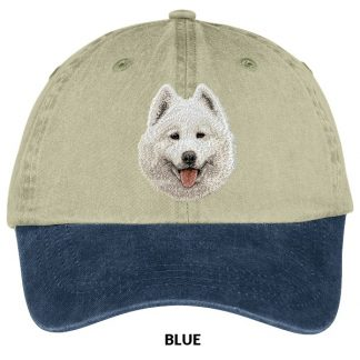 Samoyed Hat - Embroidered