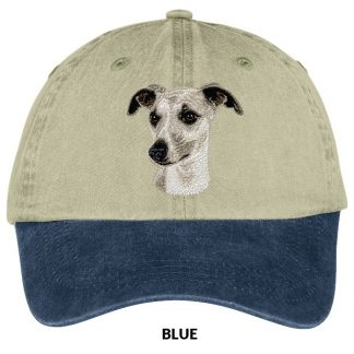 Whippet Hat - Embroidered